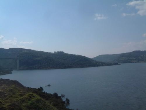 Ulà Tirso - lago omodeo