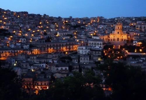 Modica - Modica by night