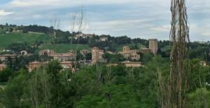 Panorama di Castellarano