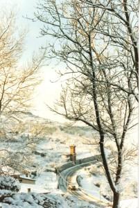 BONORVA da Manielle -Folentinu - Inverno 1985