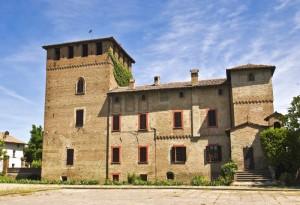 il castello di Argine