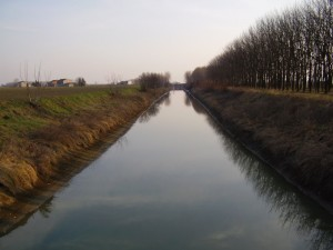 Lungo il canale…