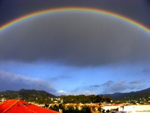 arcobaleno su Ascoli