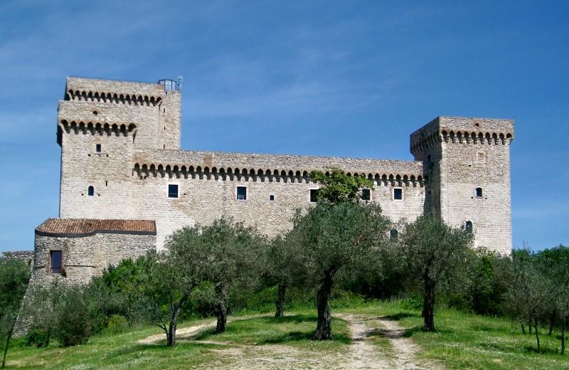 ''Rocca Albornoz'' - Narni