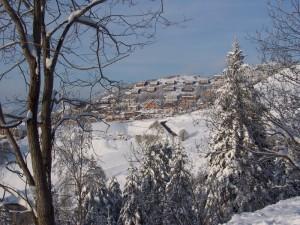 Prato Nevoso dopo la nevicata