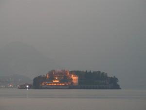 Panoramica Isola Bella da Stresa