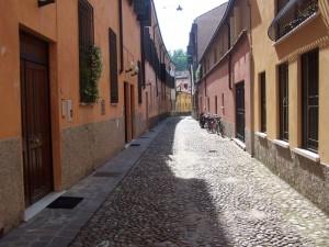 vicolo di Mantova