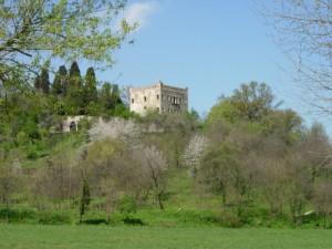 Un castello evanescente