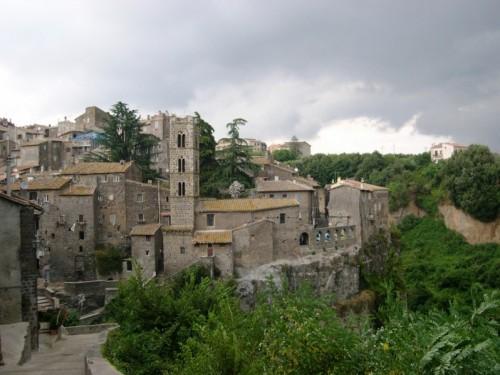 Ronciglione - Lungo la Via Francigena