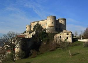 Prata Sannita - castello