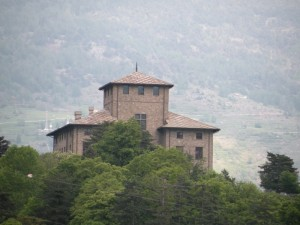 Il castello del Baron Gamba