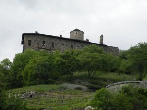 Castello di Nus (o dei Baroni)