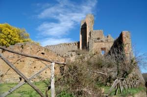 Sovana, Rocca Aldobrandesca