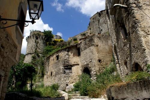 Pietravairano - Castello di Pietravairano