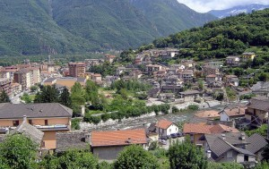 panorama di Villadossola