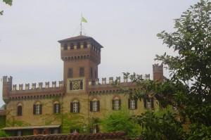 lo splendido castello di Mazzè