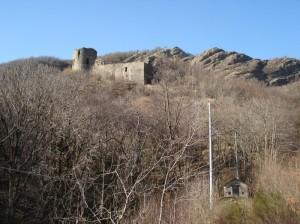 Castello dei Fieschi a Savignone