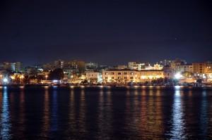 Panoramica di Manfredonia