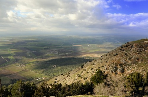 Rignano Garganico - Panoramica da Rignano Garganico