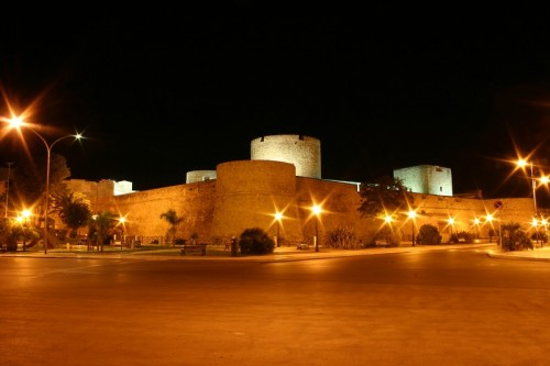 Manfredonia - Castello di Manfredonia