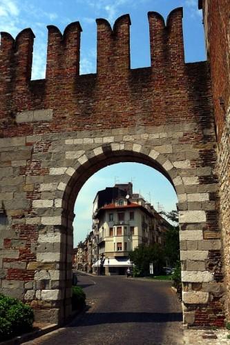 Udine - Per me si entra nella città ... friulana