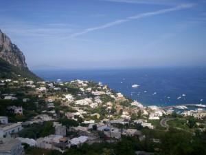 Scorcio di Capri!