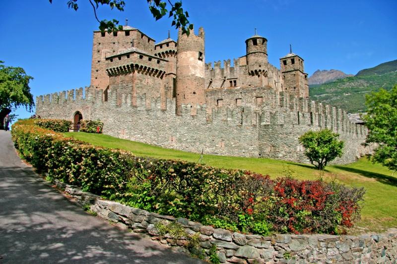 ''Castello di Fenis'' - Fénis