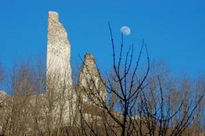 rovine di castel selva