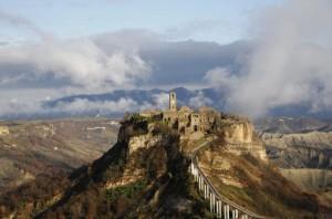 Valle dei Calanchi e Civita di Bagnoregio
