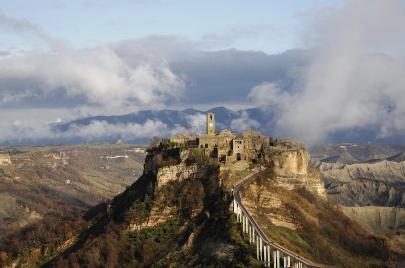 ''Valle dei Calanchi e Civita di Bagnoregio'' - Bagnoregio