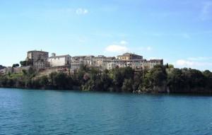 Panorama di Bolsena