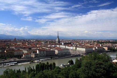 Torino - Panoramica su Torino