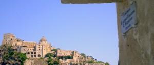 Castello Aragonese con Targa