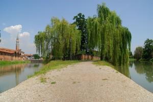 I canali ed il campanile