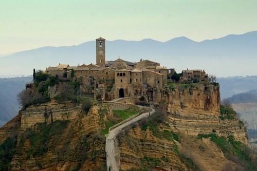 Bagnoregio - Civita un paese tra le nuvole