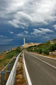 Il Faro e la Basilica di S.Maria de Finibus Terrae - S.M.di Leuca -