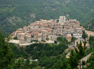 Il più piccolo comune dell'Umbria