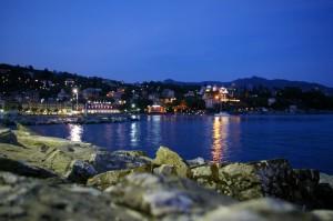 "Santa Margherita di notte "" stupenda """