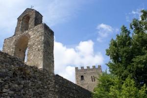 Il castello di Rupecanina  e la sua cappella