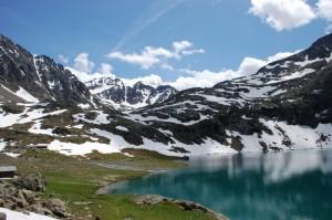 Lago Les Laures d'en bas