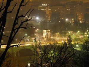 Il valentino by night