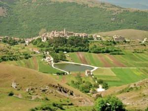 Panorama S. Stefano di Sessanio - Gran Sasso - Abruzzo