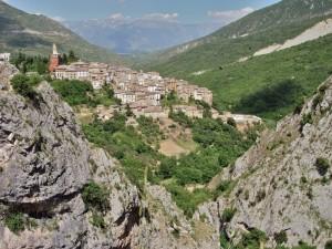 Panoramica Castel del Monte