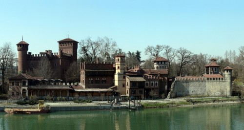 Torino - Borgo medievale