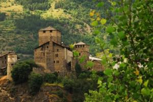 Il Castello Sarriod de la Tour, eleganza evidente
