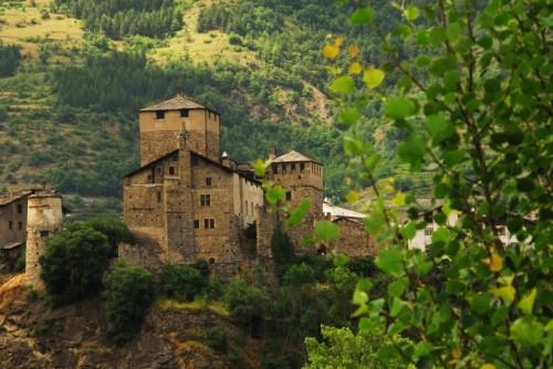Saint-Pierre - Il Castello Sarriod de la Tour, eleganza evidente