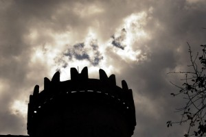 Il Castello di Aymavilles, merlatura