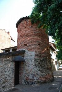 la torre del ricetto