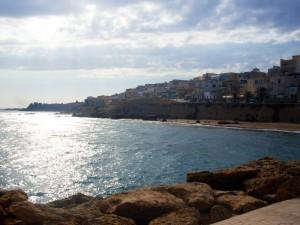 Panorama di Marina di Selinunte