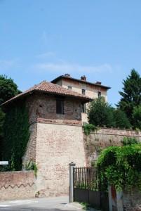 la torre e il castello